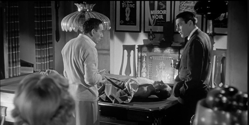Scene from the 1956 film adaptation.